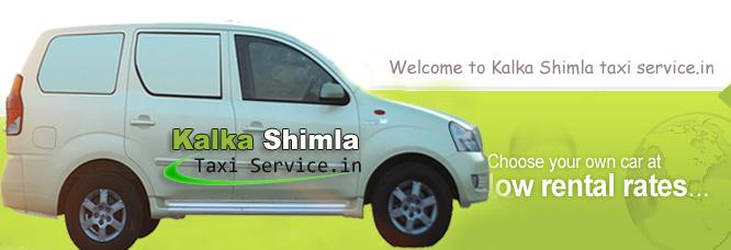 Kalka Shimla Taxi Service | Kalka to Shimla Taxi Fare : Kalka Shimla